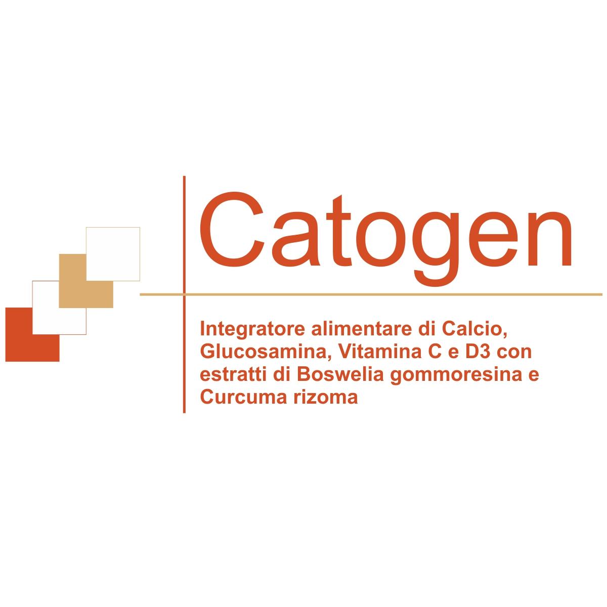 Logo Catogen Integratore