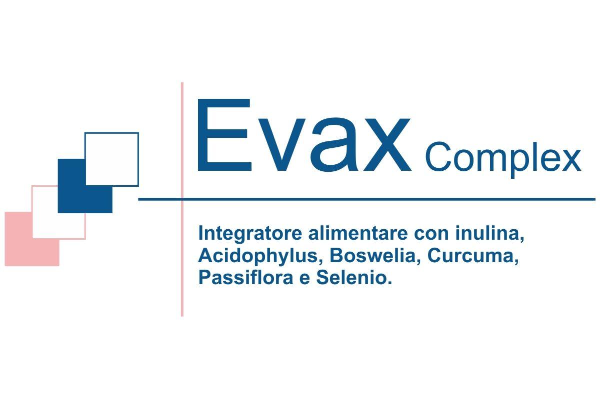 Logo Evax Complex Integratore