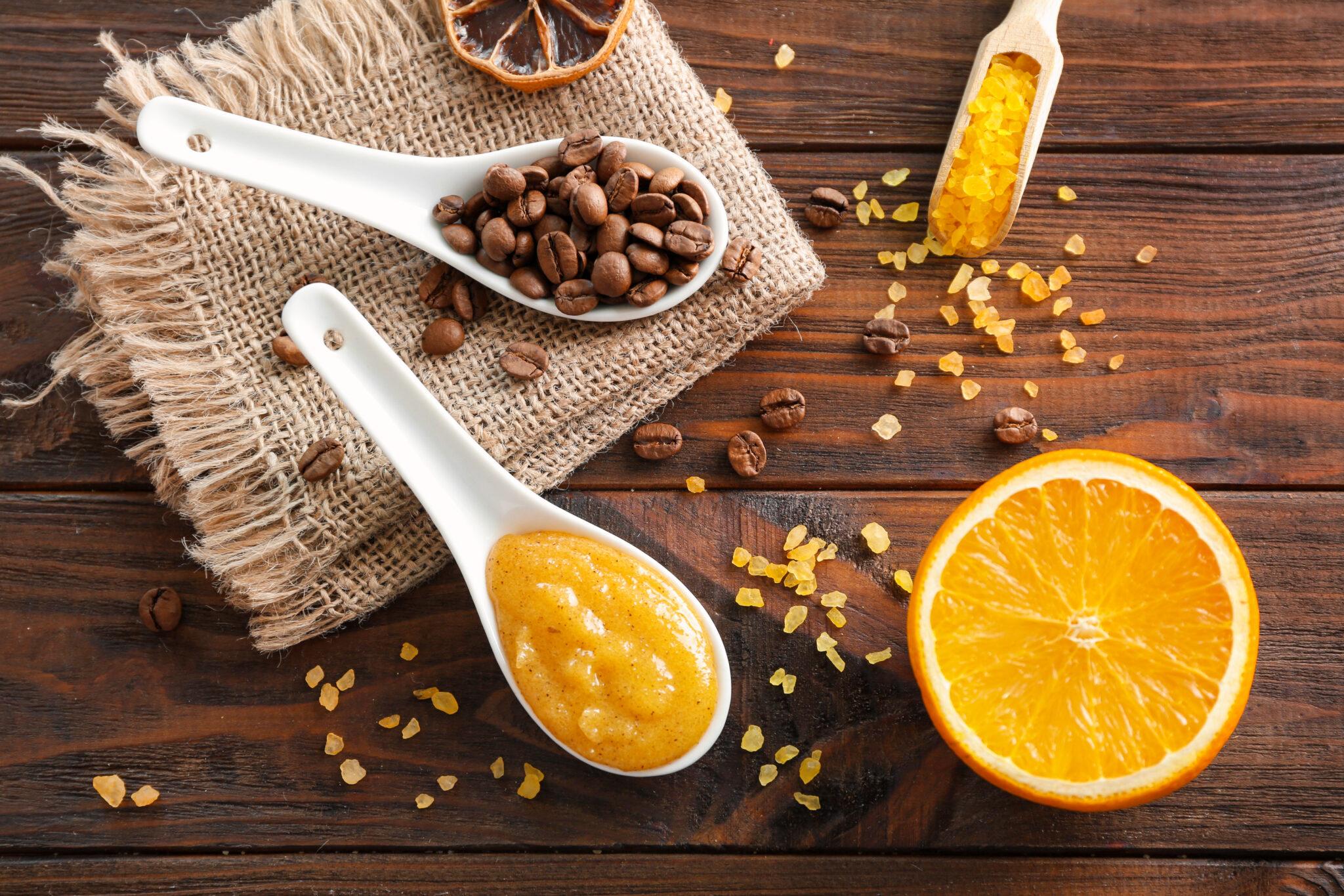 Arancia e caffè