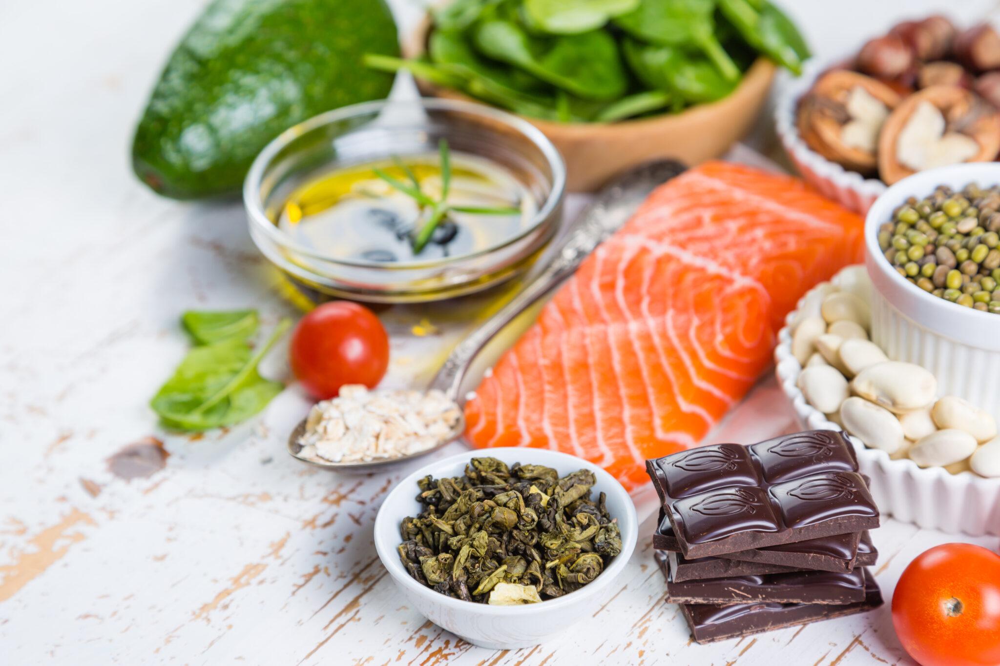Colesterolo e dieta